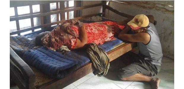 Pria asal Kanor Bojonegoro Gorok Ibunya Sendiri Hingga Tewas