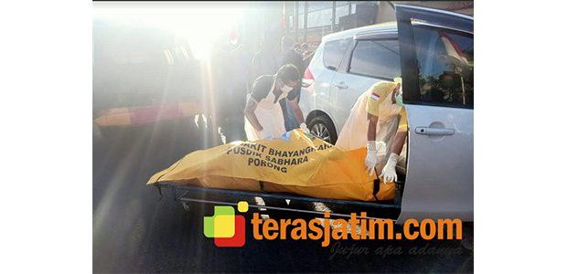 Pria asal Prambon Sidoarjo Ditemukan Tak Bernyawa di Dalam Mobil