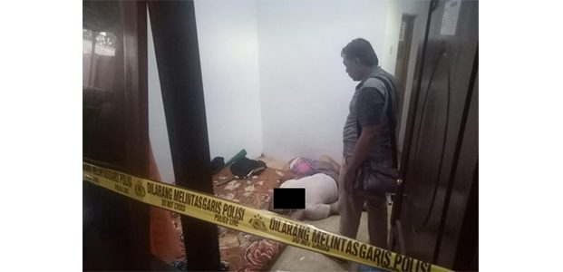 Pria asal Tuban Ditemukan Tewas di Sebuah Kamar Kos di Jombang