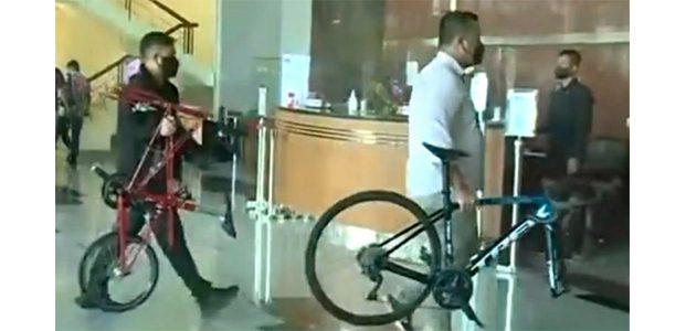 KPK Sita 2 Sepeda Mewah Milik Bupati Probolinggo, Mau Tahu Harganya?