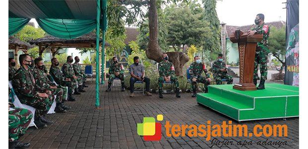 Pangdam Brawijaya Kunjungi Probolinggo