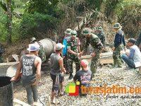 Program TMMD di Jatim, Mampu Mengangkat Derajat Warga di Daerah Terisolir