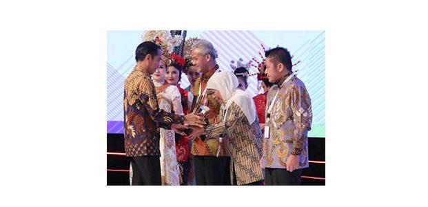 Provinsi Jatim Raih Penghargaan Pembangunan Daerah dari Presiden