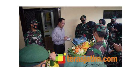 Puluhan Tentara Geruduk Rumah Dinas Kapolres Ngawi, Ada Apa?