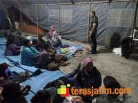 Angin Puting Beliung Lumpuhkan Sebuah Desa di Bumiaji Kota Batu