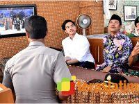 Putra Bungsu Presiden Jokowi Kunjungi Benteng Van Den Bosch Ngawi