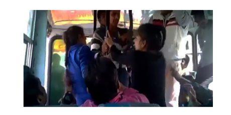 'Raba-Raba' Istri Tentara di dalam Bus, Pria Asal Sumenep ini Diamankan Polisi