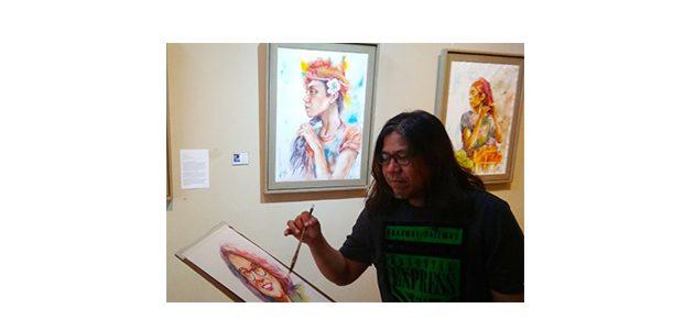Ramaikan Hari Jadi Surabaya, 14 Pelukis Pamerkan Karyanya di House of Sampoerna