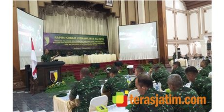 Pangdam V Brawijaya: Kursi Jabatan Sejumlah Dandim, Akan Diisi Kolonel