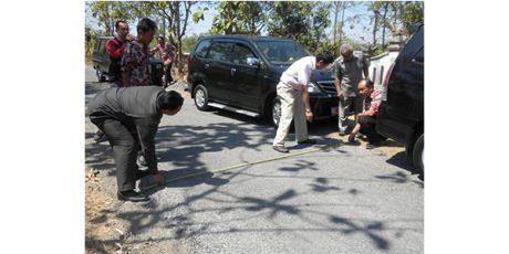 Rawan Penyimpangan, Kejaksaan Jember Awasi Pengerjaan Proyek Jalan