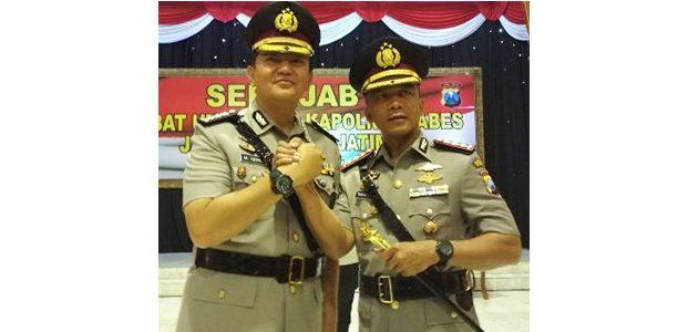 Resmi Jabat Kapolrestabes, Kombes Rudi Setiawan Bertekat Hajar Penjahat di Surabaya