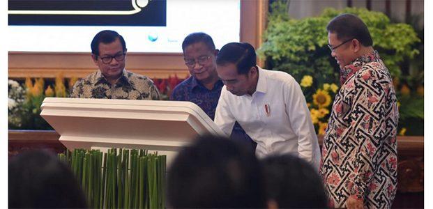 Resmikan Tol Langit, Jokowi: Gunakan Untuk Kesejahteraan Bangsa, Bukan Sebar Fitnah dan Hoaks