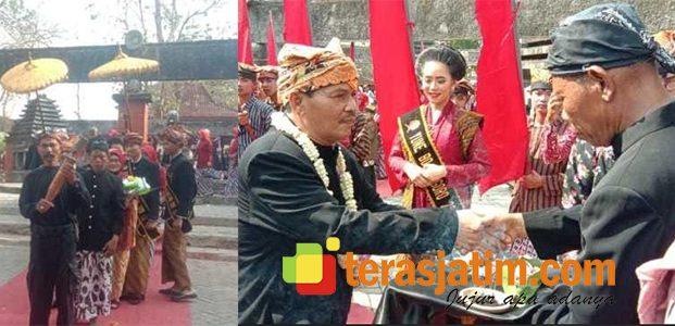 Ritual di Situs Sakral 'Kayangan Api' Tanda Dimulainya Rangkaian HJB ke-342