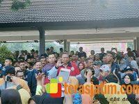 Pulang Kampung, SBY Sapa Ribuan Warga Pacitan