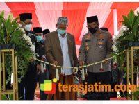 Tingkatkan Pelayanan Masyarakat, Polresta Sidoarjo Resmikan Masjid Al Ikhlas