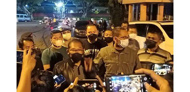 Keroyok Anggota TNI-AL, 4 Preman Terminal Bungusurasih Ditangkap