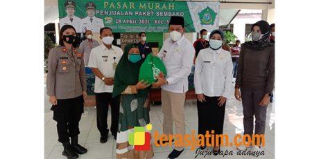 Pemkab Sidoarjo Gelar Pasar Murah di 2 Kecamatan