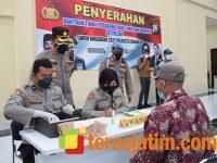 Ribuan PKL dan Pemilik Warung Terdampak Covid di Sidoarjo Terima Bantuan