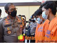 Sempat Kabur, 6 Pelaku Pengeroyokan Anggota TNI-AL di Bungurasih Berhasil Diringkus