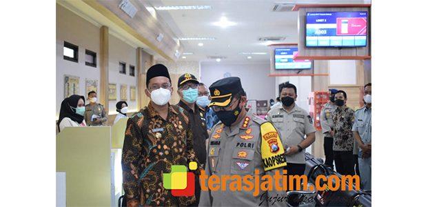 Polresta Sidoarjo Luncurkan Layanan Satu Atap MMPP