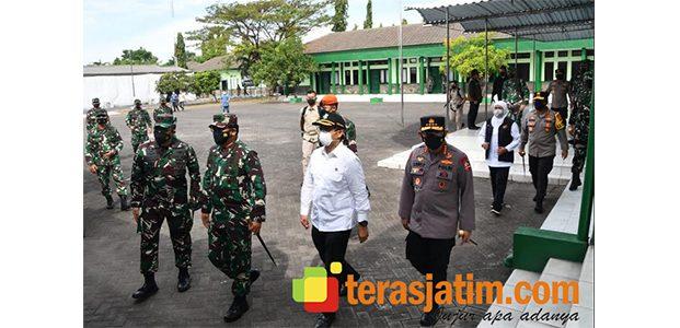 Panglima TNI Apresiasi Kemampuan Anggota Kodim Sidoarjo