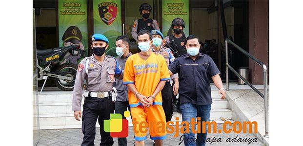 Satu Lagi Pelaku Sodomi Murid Ngaji di Sidoarjo Ditangkap