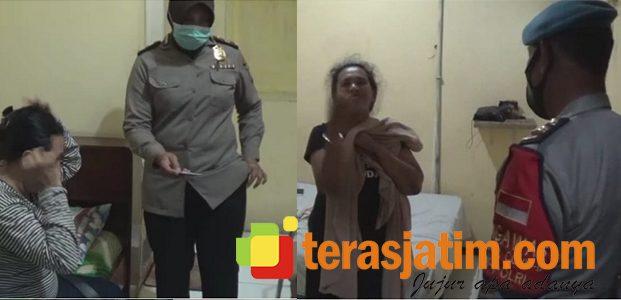 7 PSK dan 2 Pasangan Mesum Diciduk Polisi di Kawasan Bungurasih Sidoarjo