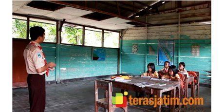 Potret Sekolah Pinggiran: SDN Pojok Klitih 2 Jombang, 36 Tahun Tak Tersentuh Perbaikan