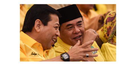 Setya Novanto Resmi Pimpin Golkar Hingga 2019
