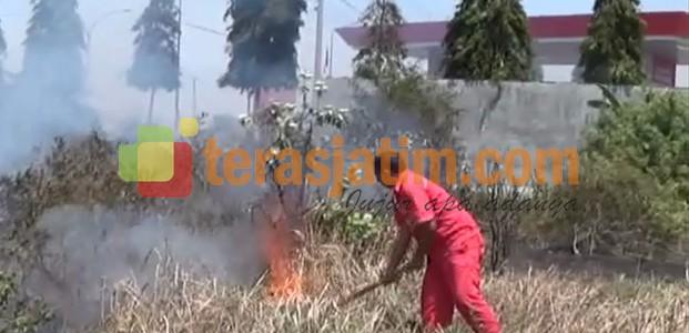 SPBU Nyaris Terbakar