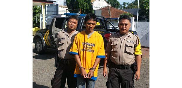 Sabet Warga dengan Celurit, Pemuda asal Sumberjambe Jember Jadi Pesakitan Polisi