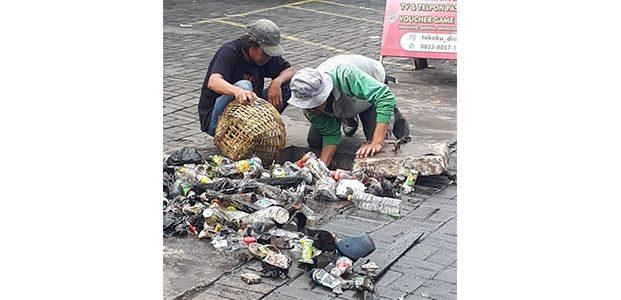 Sampah Jadi Penyebab Banjir di Kota Malang