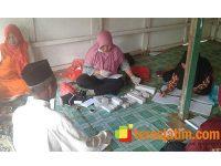 Satgas TMMD Jember Berikan Pelayanan Pengobatan Keliling
