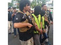 Satreskoba Polrestabes Surabaya Ungkap Kasus Sabu 4,7 Kg