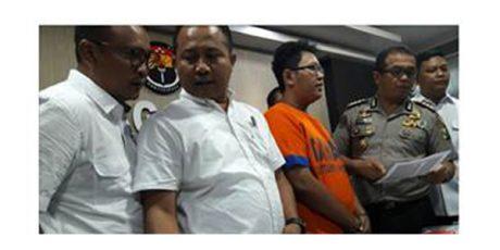 Sebar Foto Bugil Mantan Pacar, Mahasiswa S2 asal Gresik Ditangkap