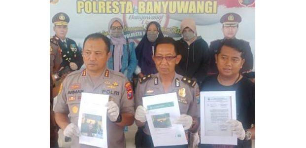 Sebar Hoaks Penculikan Anak, 3 Emak-Emak di Banyuwangi Ditangkap
