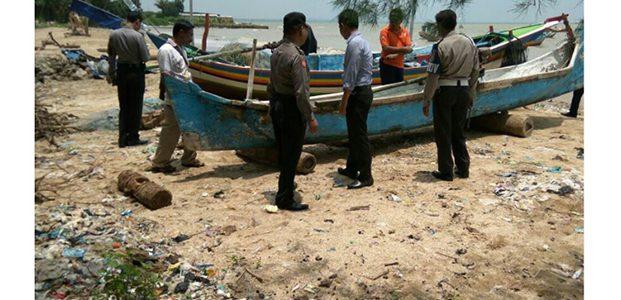 Sedang Melaut, Seorang Nelayan asal Karangsari Tuban Ditemukan Tewas di atas Perahu
