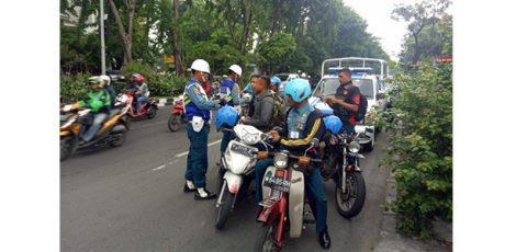 Sejumlah Anggota TNI AL Terjaring Ops Gaktib POM Lantamal V