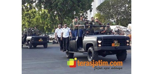 Selama 2 Hari, Kodam Brawijaya Datangkan Autofest Komunitas Mobil Surabaya