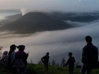 Selama 2018, 800 Ribu Lebih Wisatawan Kunjungi Bromo-Semeru