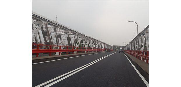 Selesai Diperbaiki, Jembatan Widang Tuban Akan Diuji Getar