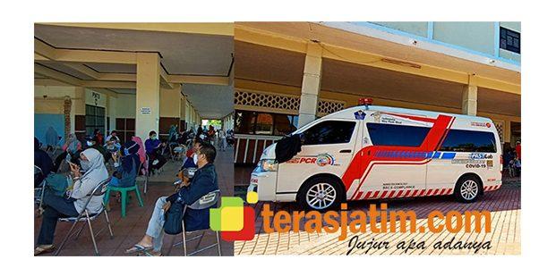 Sempat Diributkan, 2 Mobil PCR Akhirnya Dioperasikan di Surabaya