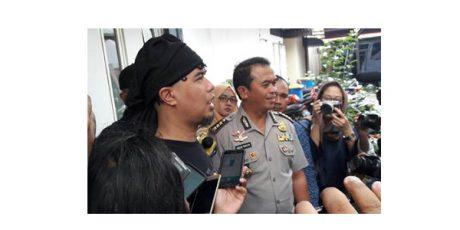 Sempat Tertunda, Hari ini Polda Jatim Limpahkan Kasus Ahmad Dhani ke Kejaksaan