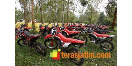 Sensasi Berpetualangan Bersama Honda CRF di Seri Perdana CRF Day East Java Xpedition