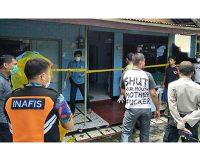 Seorang Wanita di Sukorejo Blitar Ditemukan Tewas Tanpa Busana di Rumahnya