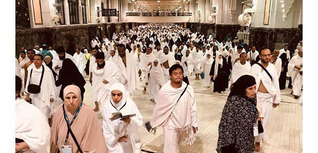 Sepekan Jelang Wukuf, 201 Ribu JCH asal Indonesia Tiba di Arab Saudi