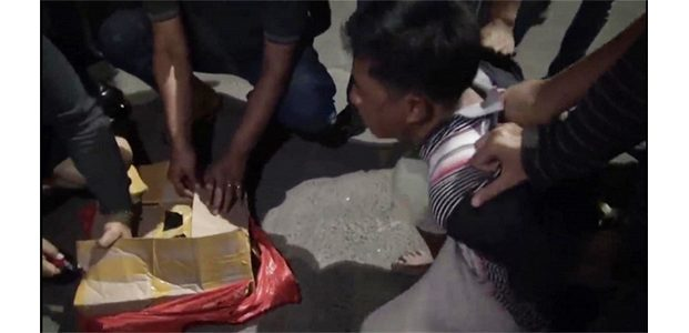 Sergap Bus di Jalan Tol, BNNP Jatim Tangkap 3 Penumpang dengan Sabu 4,1 Kg