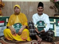 Setelah 62 Tahun Menabung, Pasutri Tua asal Jodipan Malang ini Akhirnya Bisa Berangkat Haji