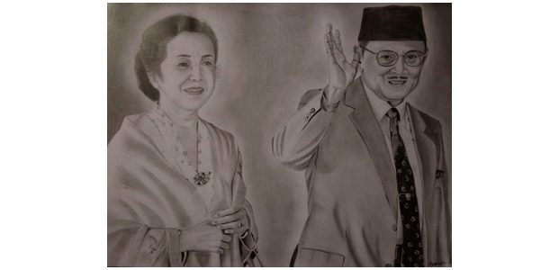Siang Ini, BJ Habibie Akan Dimakamkan di Samping Makam Istrinya