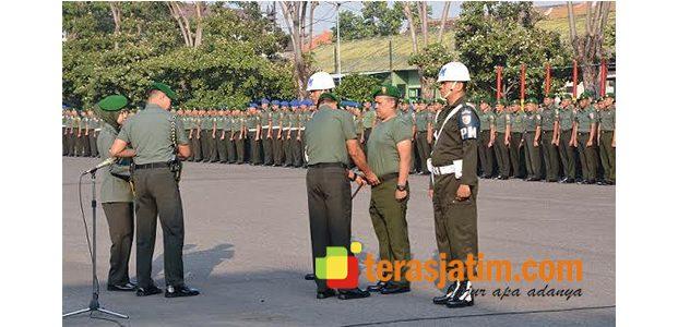 Simpan Narkoba, Oknum Bintara TNI-AD Dipecat